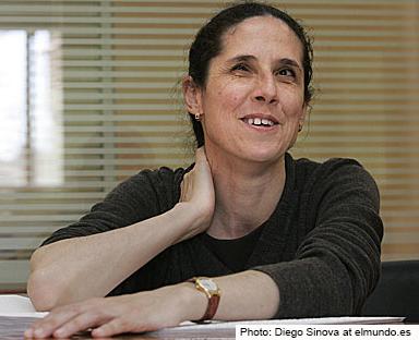 Ana Pelaez, Chair of EDF Women's Committee