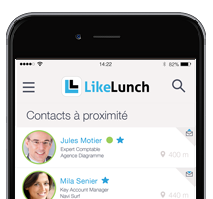 Application likeLunch