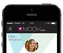 Application Moovcard