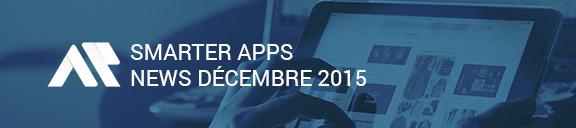 Décembre 2015 - Newsletter - Apps Panel