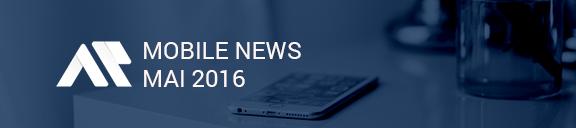 Mai 2016 - Newsletter - Apps Panel