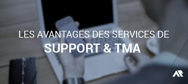 Pérennisez vos apps avec les services de Support et TMA