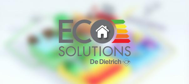 De Dietrich application mobile Eco-solutions