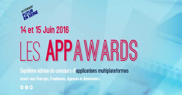 Les AppAwards 2016