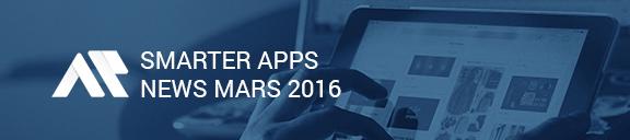 Mars 2016 - Newsletter - Apps Panel