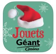Visuel icon application Casino Jouets