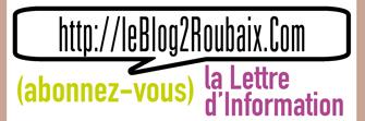 la Lettre d'infos du Blog2Roubaix