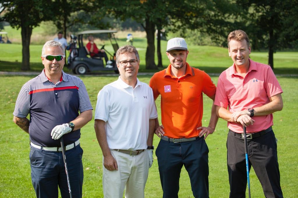 Golf Day raises record breaking £6,500