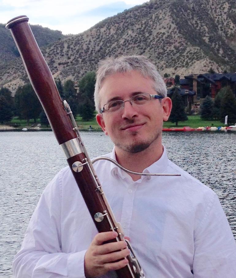 Daniel Nester with Bassoon