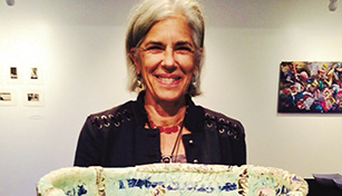 Block Printing and Mosaics with Jill Schulman