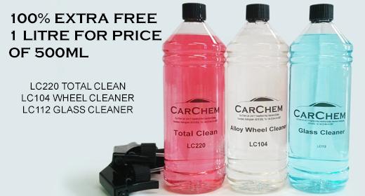 CarChem Ltd UK Manufacturing Car Care Products