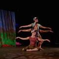 Fire Speaks the Land Dance Performers in Nutcracker Costume