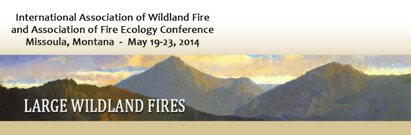 Large Wildland Fires Conference Announcement