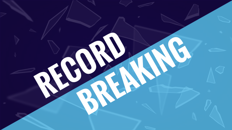 record year