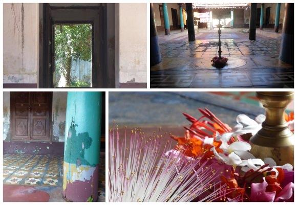 Tranquebar : a meditation center, a school of silence