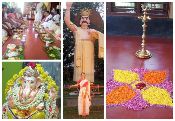 Return to Kerala, Anne tells us...