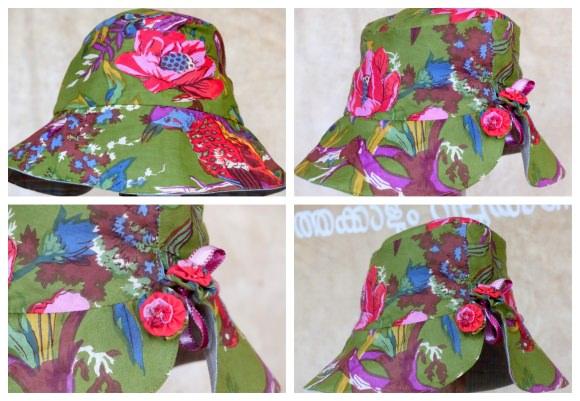 Hats off to Bloom workshop