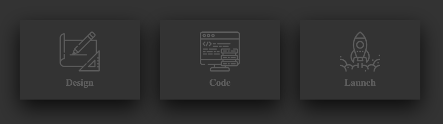 CSS card hover effects