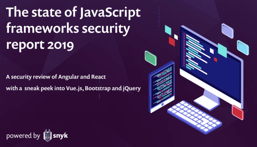 JavaScript frameworks security report 2019