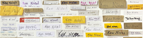 K.nicol mailing list sign up