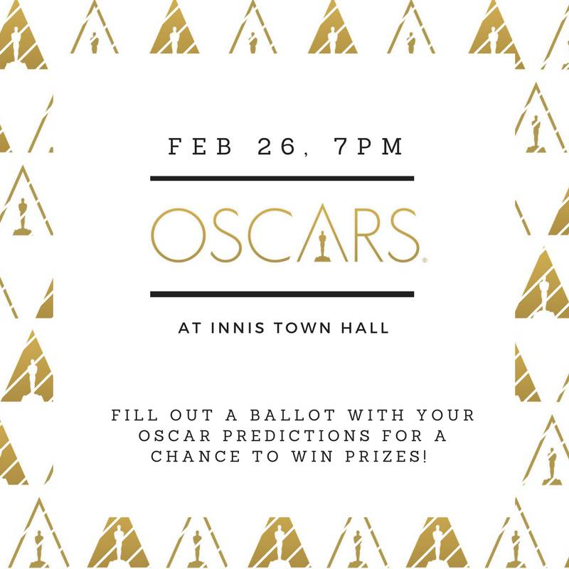 2017 Oscars in Town Hall