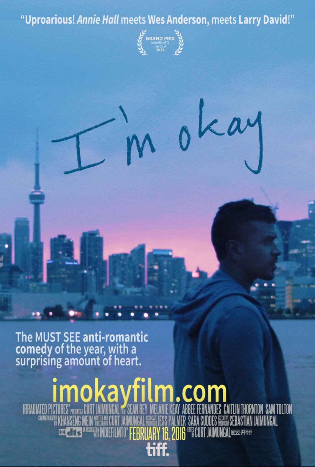 I'm Okay Film Promotion