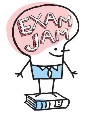 Exam Jam Promo