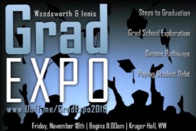 Grad Expo Promotion