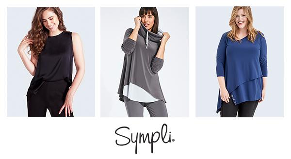 Sympli: kombinálható divatkollekciók továbbértékesítésre