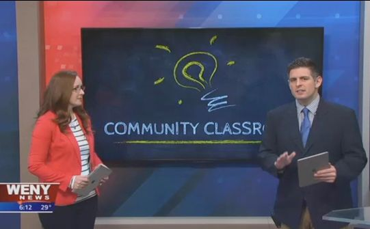 Special Report: Community Classroom