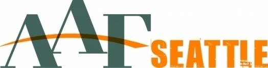 Logo: AAF Seattle