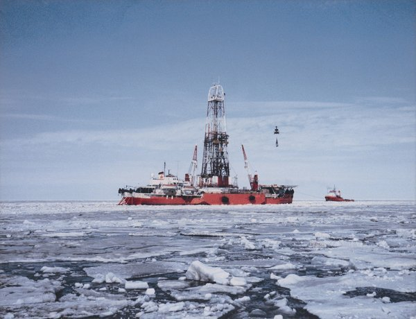 "204: ""No"" to Arctic Drilling"