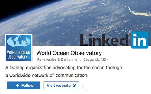 LinkedIn Network: World Ocean Observatory
