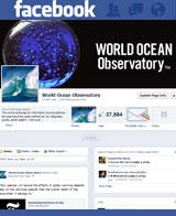 Like World Ocean Observatory on Facebook