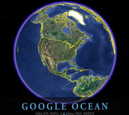 World Ocean Observatory | Google Ocean