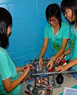 MATE Marine Advanced Technology Education Underwater Robotics Competition