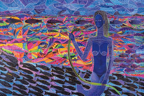 Mami Wata | Henry John Drewal | World Ocean Journal