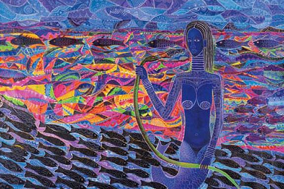 Mami Wata | Henry John Drewal | World Ocean Journal