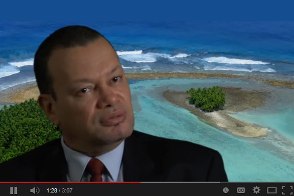 Ronnie Jumeau, Seychelles Ambassador | World Ocean Journal