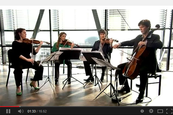 Rubens Quartet | Visions at Sea | World Ocean Journal