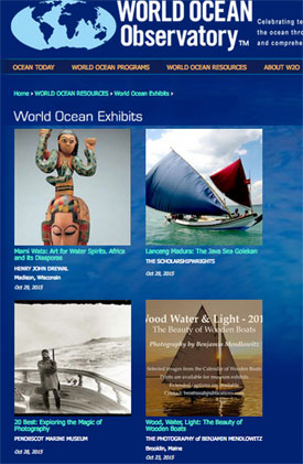 World Ocean Exhibits