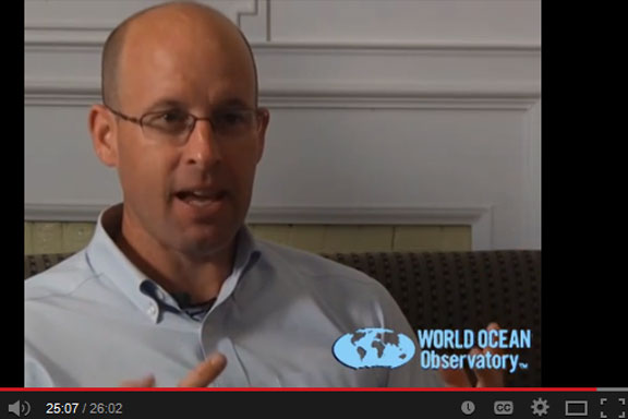 Darron Collins | Ocean and Human Ecology | World Ocean Observatory Interview