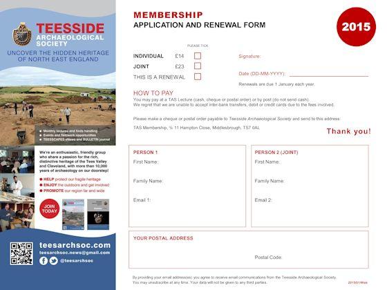 TAS Membership
