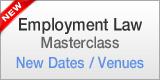 Employment Law MasterClass 2013