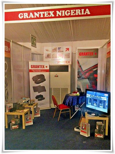 GRANTEXparticipated in 9th Lagos Motor Fair & 3rd Auto Parts EXPO Nigeria 2014