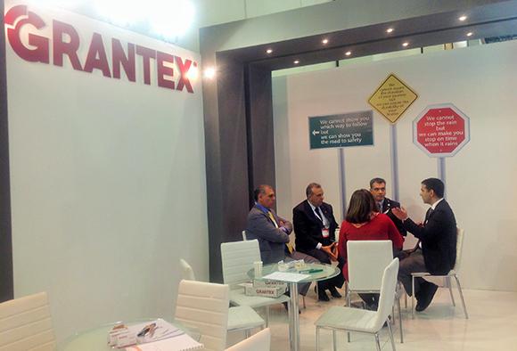 Η ομάδα της Grantex και συνεργάτες