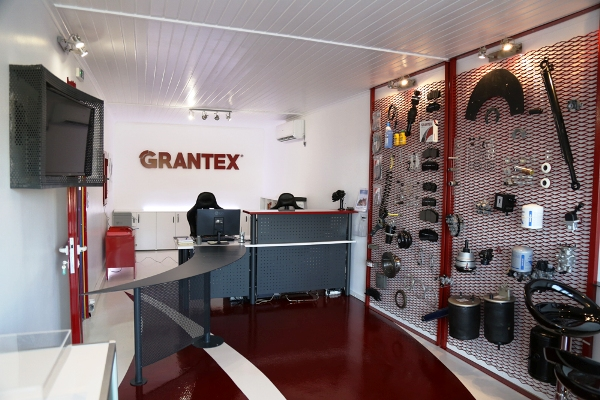Το νέο κατάστημα της Grantex στην Λεωφ.Νάτο