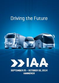 IAA Commercial Vehicles 2014