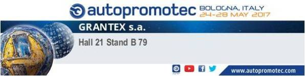 Grantex participates in Autopromotec fair (Italy)