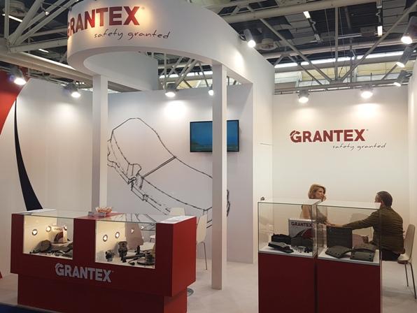 Grantex stand at Autopromotec (photo)